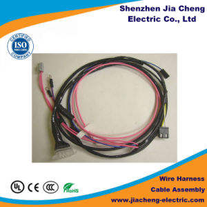 Custom Cable Assembly with Connector Trailer Wiring Harness pictures & photos
