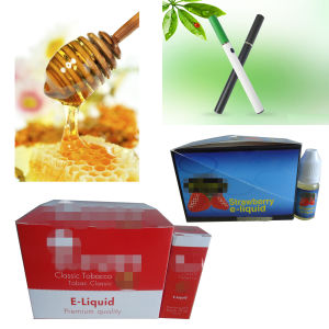 Hot Selling E Cigarette Liquid with Honey Flavor (10ml-100ml) pictures & photos