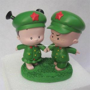 Plastic Soldier Wedding Character Figurine