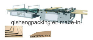 Automatic Corrugated Laminating Machine (QDF) pictures & photos