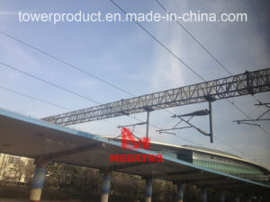 Steel Gantry Structure for Power Transmission Line (MGP-SG015) pictures & photos