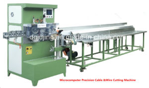 Microcomputer Precision Cable Wire Cutting Machine pictures & photos
