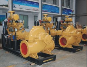 Horizontal Axial Flow Pump, Pump Water, High Flow Water Pump, Fire Fighting Pump pictures & photos