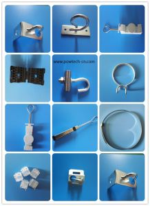 Plastic Fasten Nail for FTTH/FTTH Fittings pictures & photos