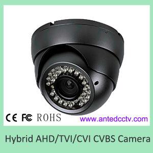 Hybrid CCTV Coaxial HD Camera Ahd Tvi Cvi Cvbs Aanlog Infared Vandalproof Dome Camera pictures & photos