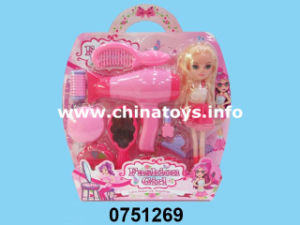 Plastic Toys Beauty Set DIY Toy Set for Girl (0751264) pictures & photos