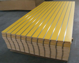 Slotted Board pictures & photos