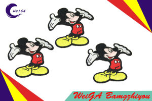 Favorite High Quality Factory Embroidery Patch pictures & photos