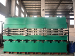 Reprocessing Tire Tread Curing Press/ Tyre Tread Press pictures & photos