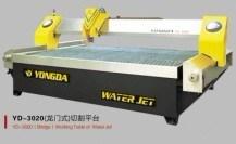 Water Jet Cutting Machine, Water Jet Machine, Waterjet Machine (YD-3020)