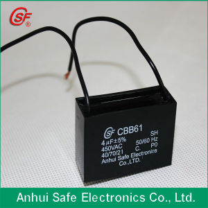 Cbb61 Sh AC Capacitor with SGS. ISO. CQC Approval pictures & photos