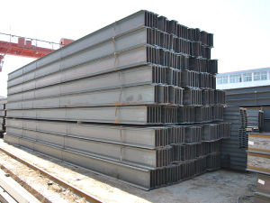 H-Beam Steel Used for Steel Building pictures & photos