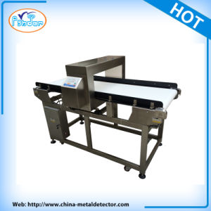 Food Detection Conveyor Metal Detector pictures & photos