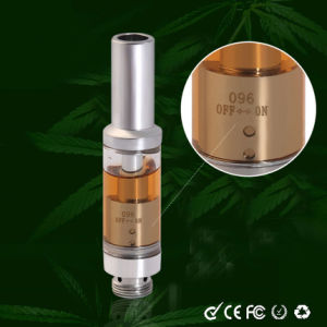 510 Cbd Oil Cartridge with Organic Cotton Coil and Adjust Oil Hole pictures & photos