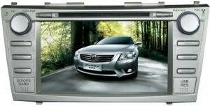 Car DVD with GPS Navigation for 8inch Camry