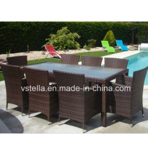 Restaurant Garden Patio Wicker Rattan Dining Chair pictures & photos