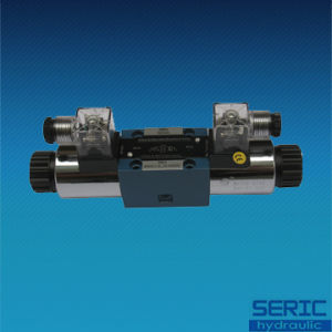 Hydraulic Oil Solenoid Operated Directional Valves pictures & photos