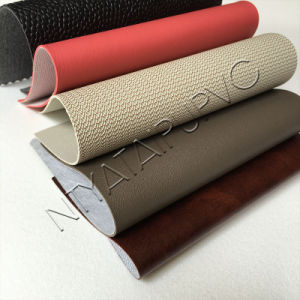 New Design Abrasion Resistant PVC Leather for Luggage Handbag pictures & photos
