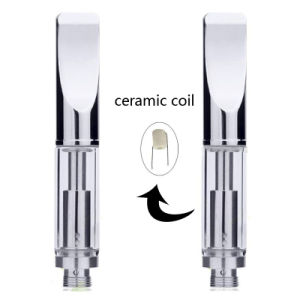 Ceramic Coil 0.5ml/1.0ml 510 Glass Cbd Oil Atomizer Cartridge pictures & photos