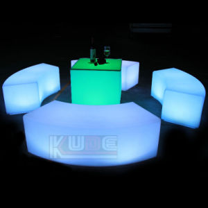 Snake Bench LED Chair - Multi Function Remote pictures & photos