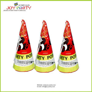 "3"" Conic Party Popper Toy Fireworks pictures & photos"