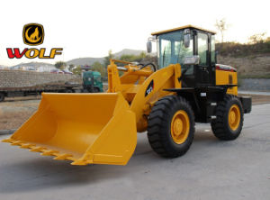 Wolf Zl30 3.0ton Made in China Wheel Loader pictures & photos