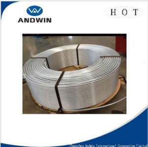 Refrigerator Aluminium Tube Coil for Air Conditioner /HVAC Alloy Tube pictures & photos