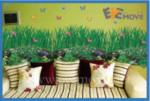 Kids′ Room Removale Wall Stickers (WS#006)