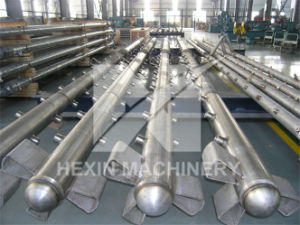 Hydrogen Production Furnace Tube Header Pipe Assembly pictures & photos