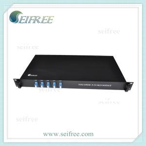 100g C Band 8CH DWDM Multiplexer pictures & photos