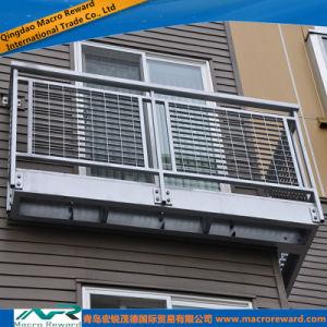 ASTM DIN Steel Guardrails Steel Rails Security Fences pictures & photos