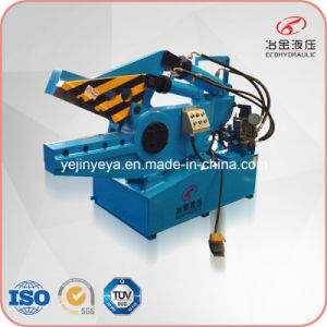 Q08-100 Hot-Sale Integrated Waste Metal Alligator Shear pictures & photos