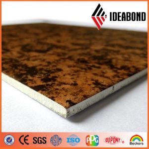 Stone Texture Aluminum Sandwich Panel (AE-501) pictures & photos