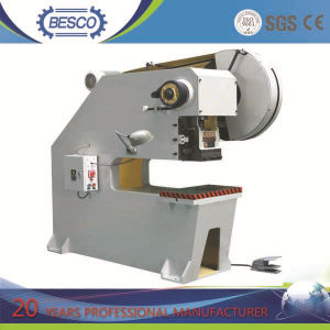 LED Letter Hole Punch Press Machine, CNC Feeding Platform Table pictures & photos