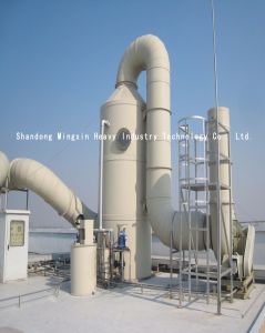 Sx-G-B- Dust Removal Desulfurization Tower pictures & photos