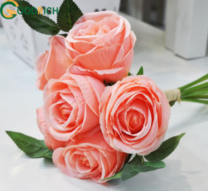 New Design 7heads Small Wedding Flowers pictures & photos