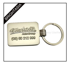 Promotion Gift Keychain with Embossed Logo for Company Custom (BYH-101081) pictures & photos