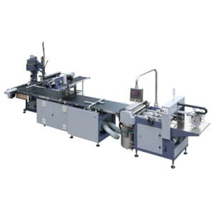 Semi-Auto Rigid Box Making Machine pictures & photos