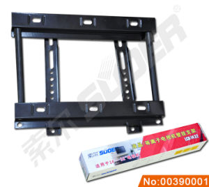 "Suoer High Quality TV Wall Mount 14"" to 32"" LCD TV Wall Mount with Red Box (LCD-1432) pictures & photos"