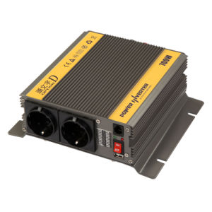 DC12V/24V AC220V/110 Modified Sine Wave Solar Power Inverter (TUV) pictures & photos