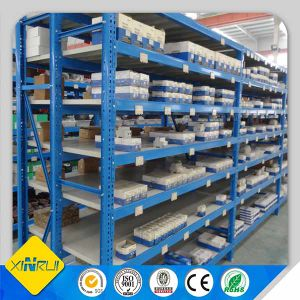 Industrial Wire Rack Shelving for Display