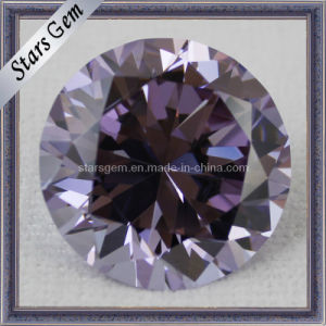 High Quality Violet Colorful Cubic Zirconia Diamonds for Jewelry pictures & photos