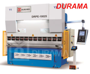 Durama Hydraulic Press Brake, Fold Machine with Good Quality pictures & photos