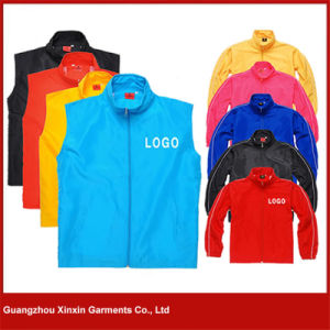 Custom Wholesale Cheap Polyester Printing Volunteer Vest (V16) pictures & photos