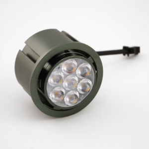 Pure Aluminum 7W SMD External Power Supply Downlight LED Bulb (LT8000-7W) pictures & photos