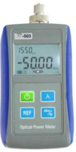 Mini Fiber Optical Power Meter pictures & photos