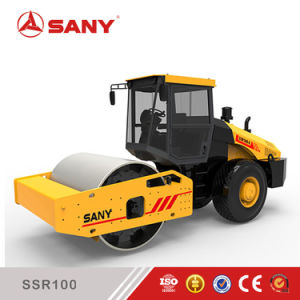 Sany SSR100c-6 10ton Single Drum Vibratory Road Roller pictures & photos