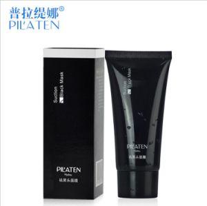 Pilaten Blackhead Remover Peel off Nose Mask Blackhead Export Liquid & Skin Compact Essence *Black Mud Mask pictures & photos