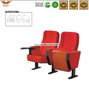 Theater Hall Public Seating Elegant Commercial Fabric Cinema Chair for Auditorium Church Project pictures & photos