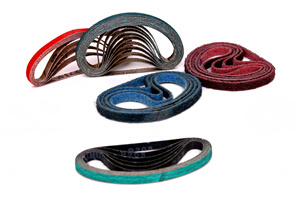 Polishing Coated Abrasive Sanding Belt pictures & photos